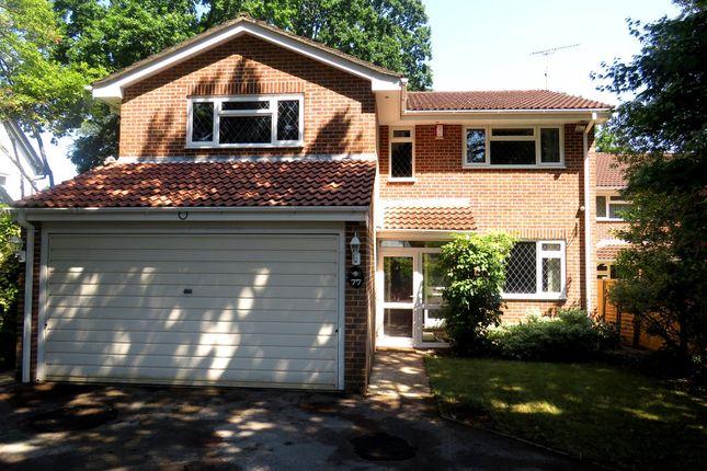 Thumbnail Detached house for sale in Beaufoys Avenue, Ferndown