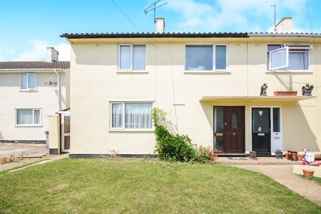 Thumbnail Semi-detached house for sale in Savernake Road, Chelmsford