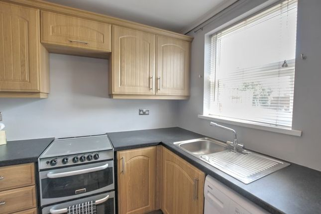 Thumbnail Flat to rent in Bowes Court, Blyth