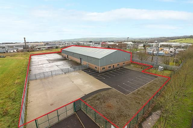 Thumbnail Warehouse to let in 18 Courtauld Way, Campsie, Londonderry, County Londonderry