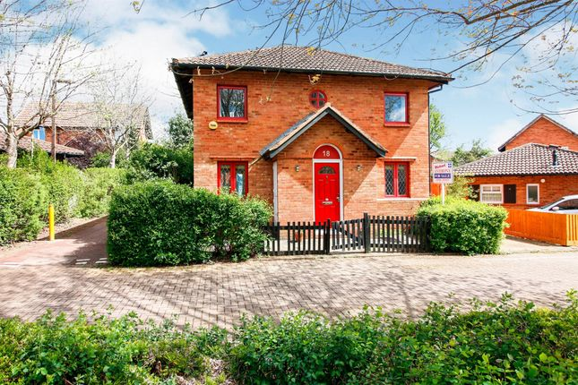 4 bed detached house for sale in Southwick Court, Great Holm, Milton Keynes MK8
