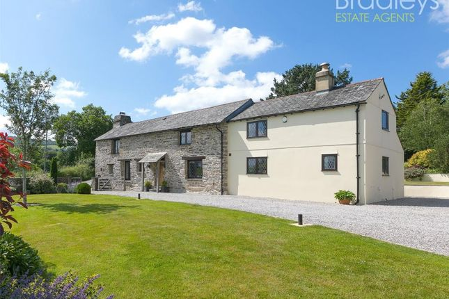 Thumbnail Detached house for sale in Trehill, Downgate, Callington, Cornwall