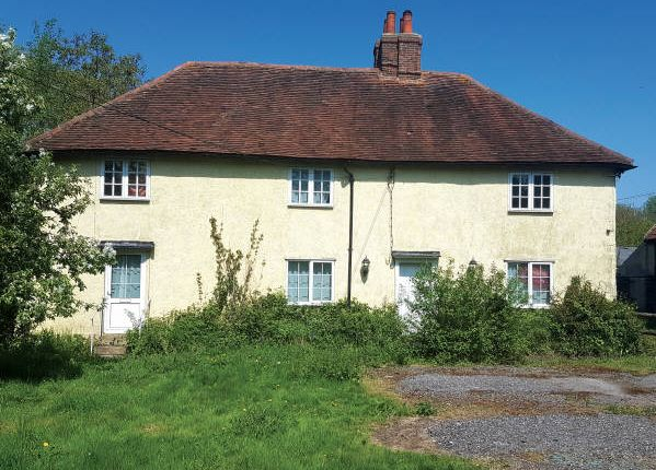 Thumbnail Farmhouse for sale in Cozens Farm, Chelmsford Road, Essex