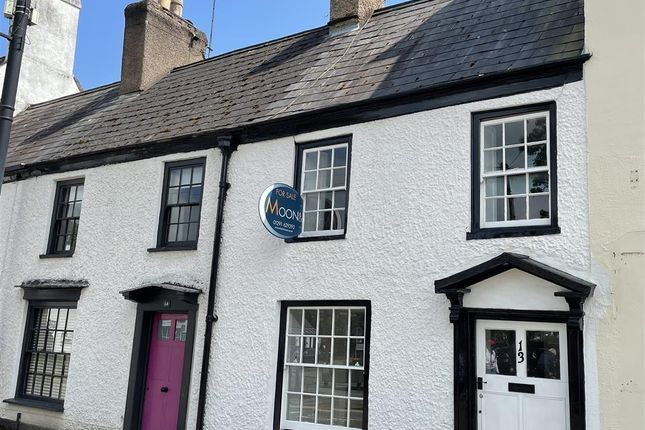 Thumbnail Cottage for sale in Bridge Street, Chepstow