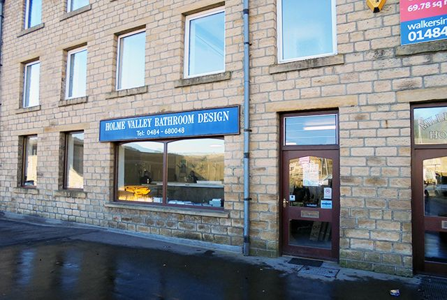Thumbnail Retail premises for sale in Huddersfield Road, Holmfirth