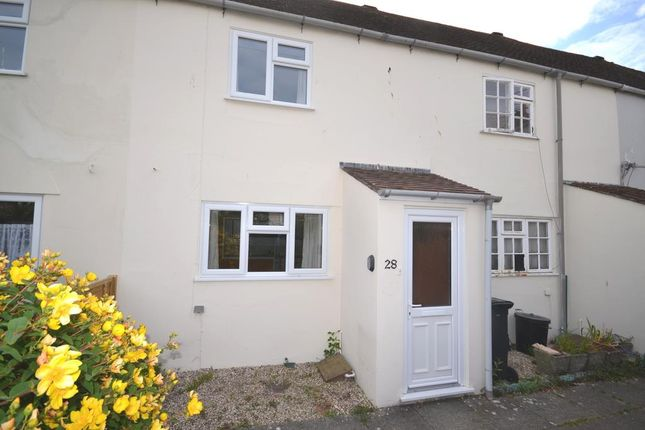 Thumbnail Terraced house for sale in School Close, Colliton Street, Dorchester