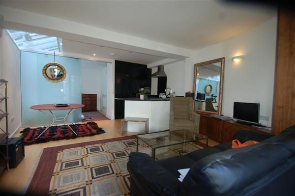 Thumbnail Flat to rent in B, New Kings Road, Fulham, London