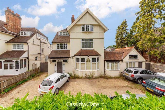 Thumbnail Maisonette to rent in York Lodge, Bushey, Hertfordshire