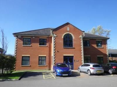 Thumbnail Office to let in Scott House, Crewe Business Park, Westmere Court, Westmere Drive, Crewe, Cheshire