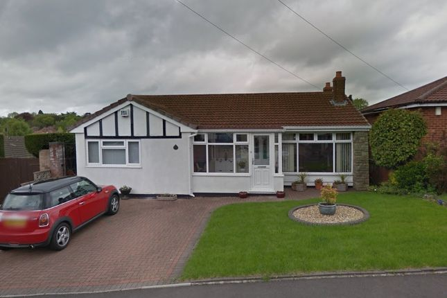Thumbnail Detached bungalow to rent in Hothersall Drive, Sutton Coldfield