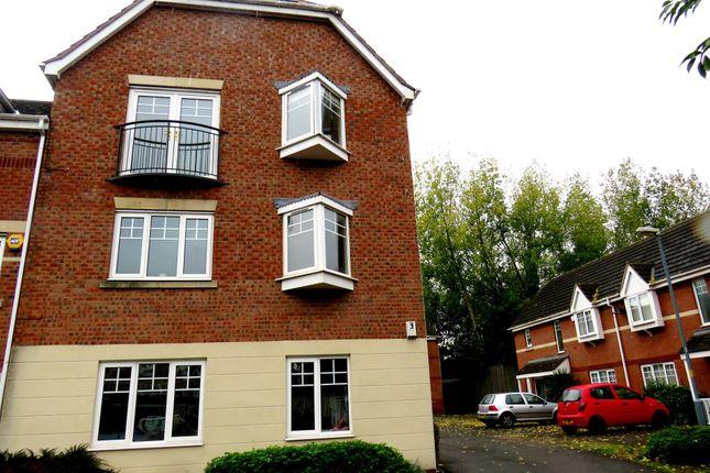 Thumbnail Flat for sale in Canterbury Close, Erdington, Birmingham
