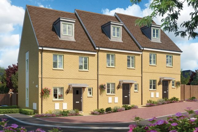 Thumbnail Terraced house for sale in Biggleswade Road, Potton, Sandy