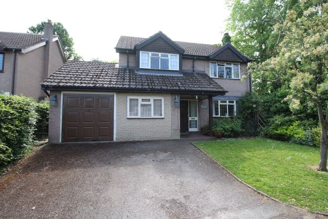 Thumbnail Detached house for sale in Beaumont Close, Biddulph, Stoke-On-Trent