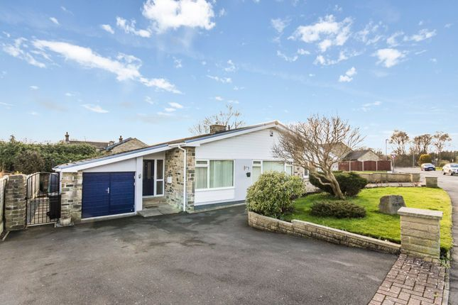 Detached bungalow for sale in Park Drive, Shelley, Huddersfield