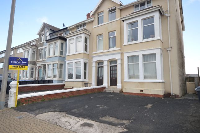 Thumbnail Flat for sale in North Promenade, Thornton-Cleveleys