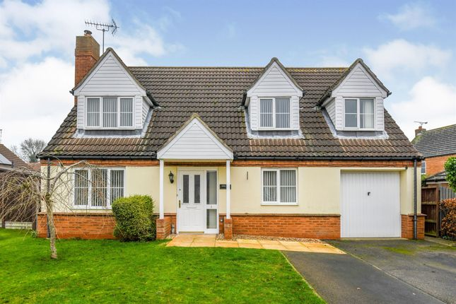 4 bed detached house for sale in Ormsby House Drive, Mareham-Le-Fen, Boston PE22