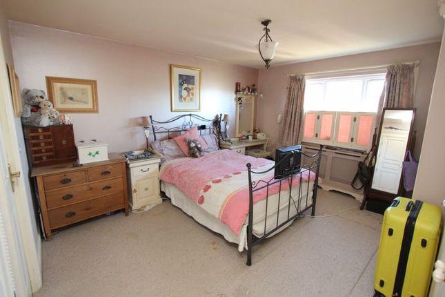 Bedroom One of Maes Y Gwenyn, Rhoose, Barry CF62