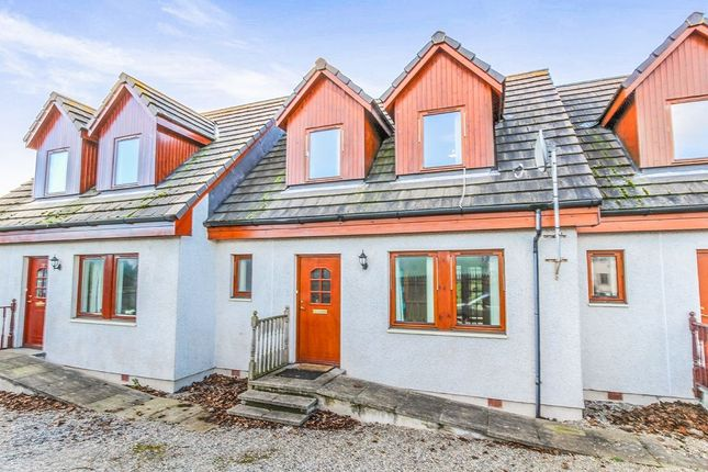 Thumbnail Terraced house for sale in Kendal Crescent, Alness