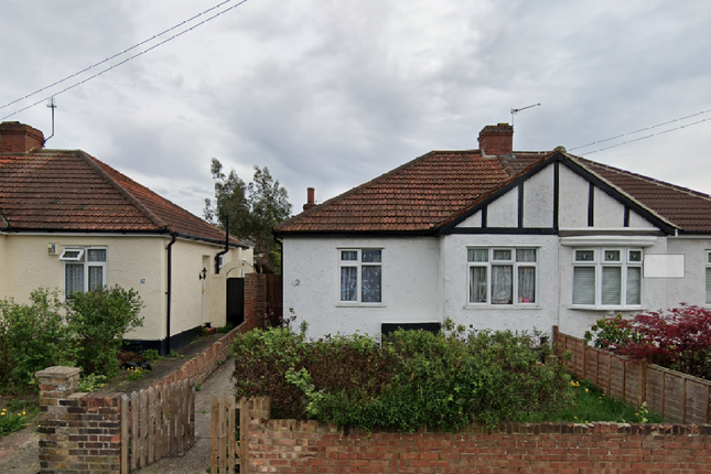 2 bed bungalow to rent in Edmunds Road, St Mary Cray BR5