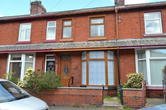 Thumbnail Terraced house to rent in Clovelly Avenue, Oldham