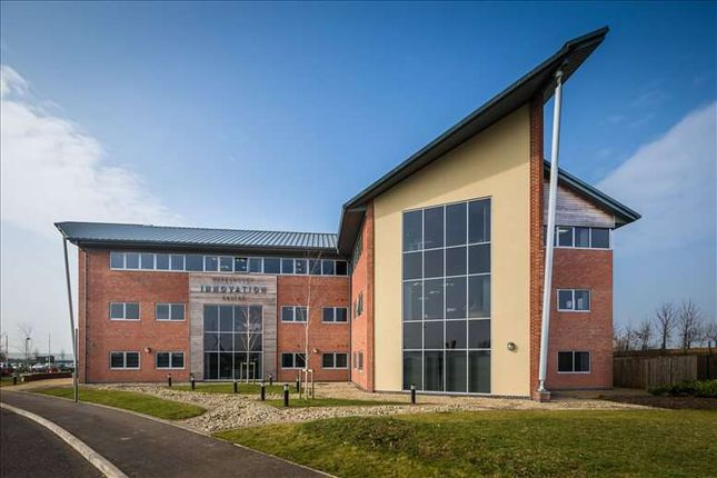 Serviced office to let in Harborough Innovation Centre, Market Harborough