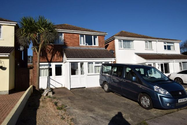 Thumbnail Detached house for sale in Raddicombe Drive, Brixham, Devon