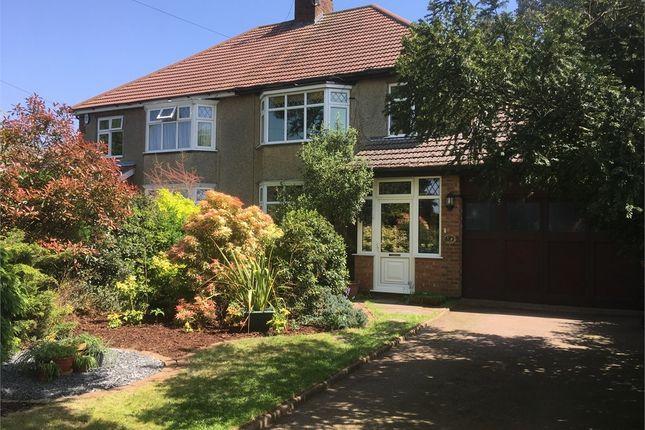 Thumbnail Semi-detached house for sale in Northampton Road, Earls Barton, Northampton