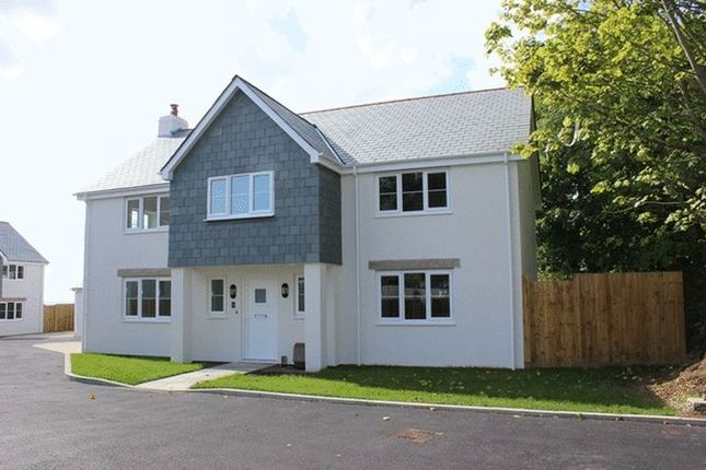 Detached house for sale in Duporth Farm Close, St. Austell