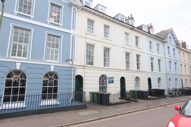 Thumbnail Flat to rent in Richmond Road, Exeter