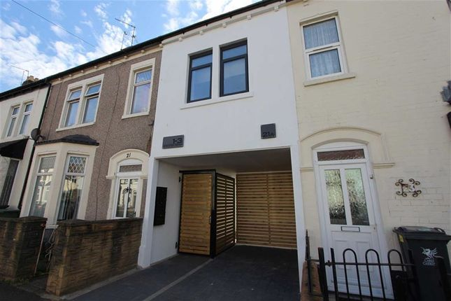 Terraced house for sale in Smeaton Street, Cardiff
