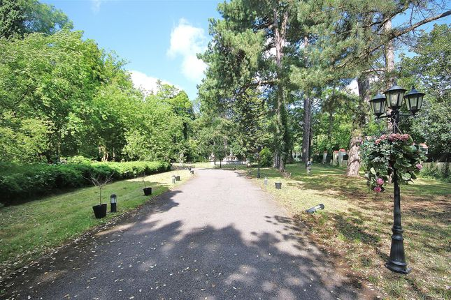 Long Driveway: of Kingswood House & Queenswood, Clay Hill, Enfield EN2