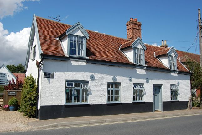 Thumbnail Detached house for sale in High Street, Wickham Market, Woodbridge