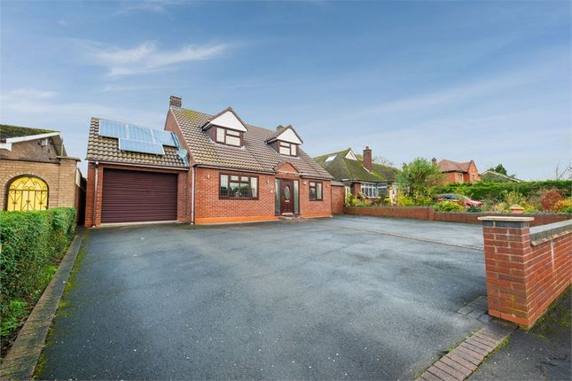 Thumbnail Detached house for sale in Heath Road, Bedworth, Warwickshire