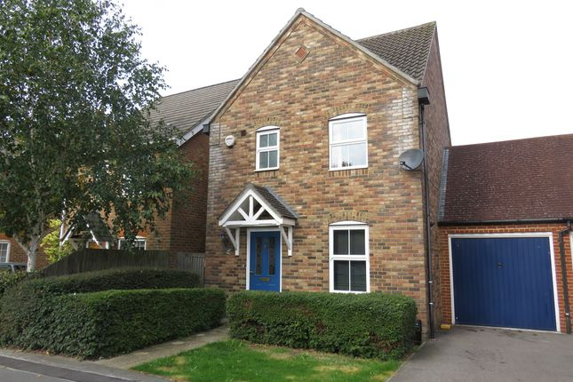 Thumbnail Link-detached house for sale in Imperial Way, Singleton, Ashford