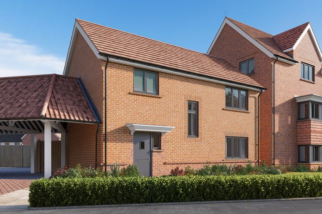 "Thumbnail Link-detached house for sale in ""The Totham"" at Wycke Hill, Maldon"