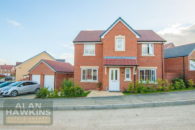 Thumbnail Detached house for sale in Hyde Road, Royal Wootton Bassett, Swindon