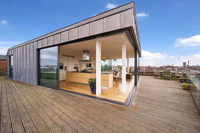 Thumbnail Flat for sale in Ryland Road, London