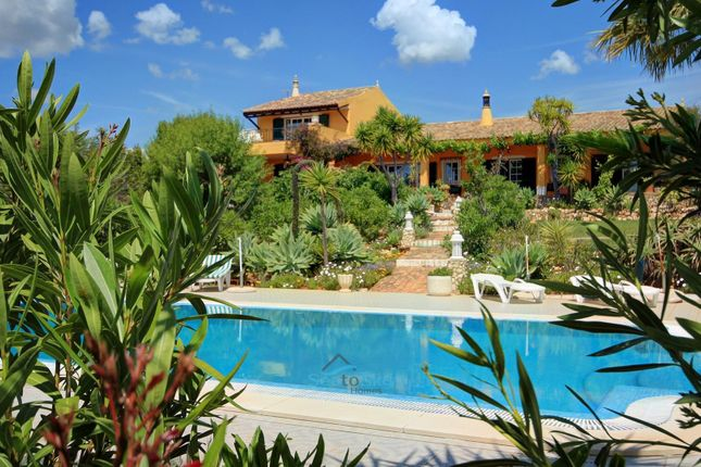 Pool And Gardens of Silves, Algarve, Portugal