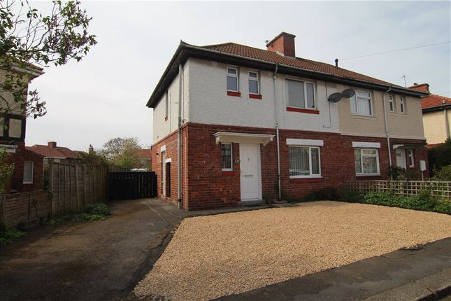 Thumbnail Semi-detached house for sale in Musgrave Gardens, Durham, Durham