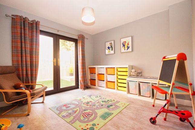 Family Room of Player Green, Deerpark, Livingston EH54