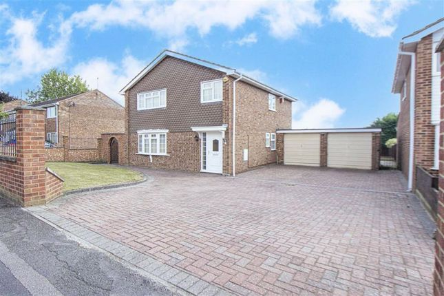 Thumbnail Detached house for sale in Lothian Close, Bletchley, Milton Keynes, Bucks