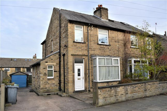 Thumbnail Semi-detached house for sale in Stanley Road, Lindley, Huddersfield