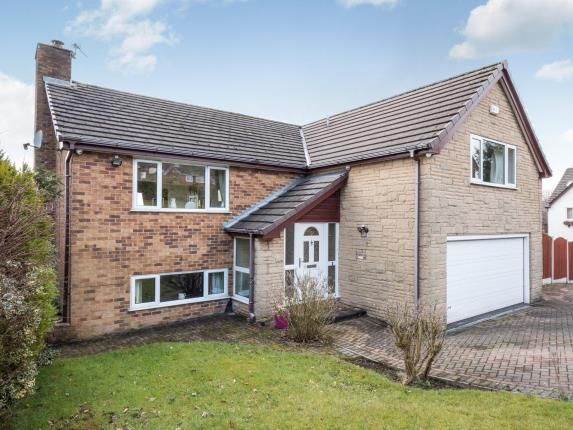 Thumbnail Detached house for sale in Broadacre, Stalybridge, Cheshire, United Kingdom