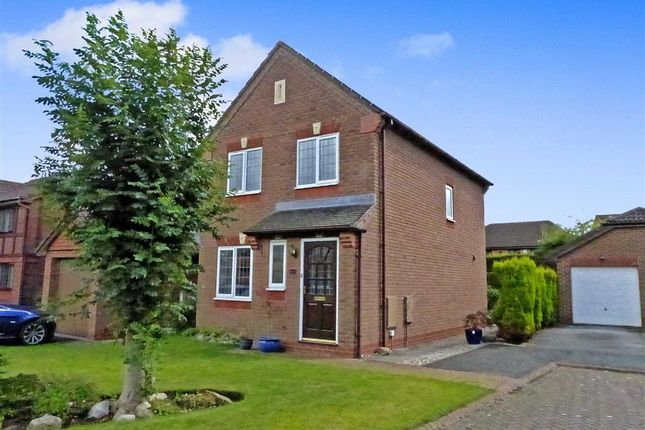 Detached house for sale in Mouldsworth Close, Northwich, Cheshire