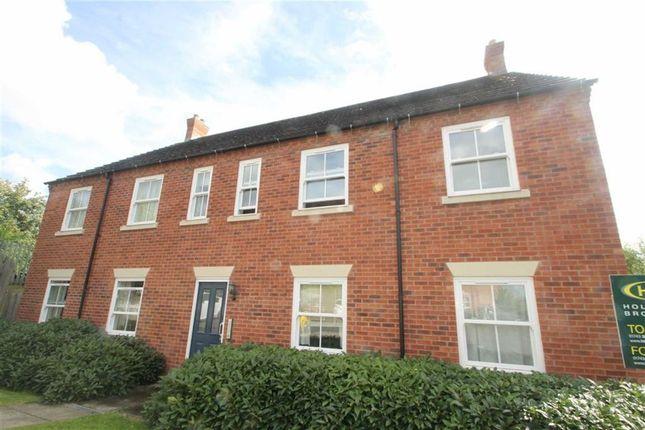 Thumbnail Flat for sale in Sutton Bridge, Shrewsbury