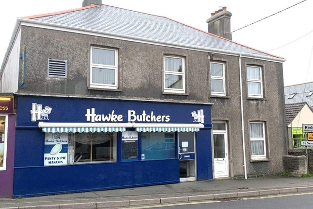 Thumbnail Retail premises for sale in Fore Street, Roche, St. Austell