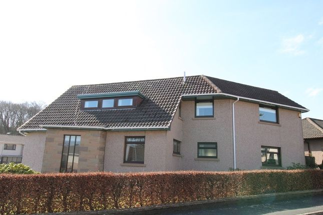 Thumbnail Detached house for sale in Kings Drive, Holmhead, Cumnock, East Ayrshire