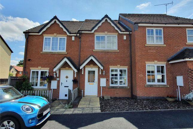 Thumbnail Terraced house to rent in Crystal Gardens, Kinver, Stourbridge