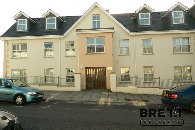 Thumbnail Block of flats for sale in Fermoy House, Charles Street, Milford Haven, Pembrokeshire.