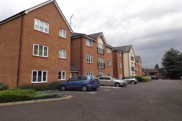 Thumbnail Flat to rent in Hassocks Close, Beeston, Nottingham